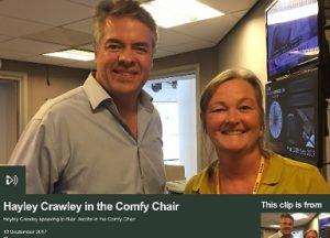 bbc radio humberside hayley crawley